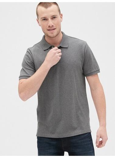Gap Tişört Gri